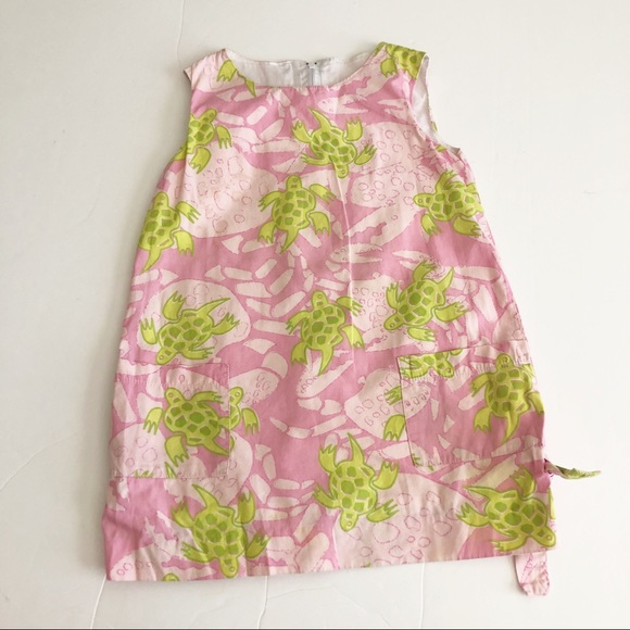 Corkey's Kids Turtle Shift Dress
